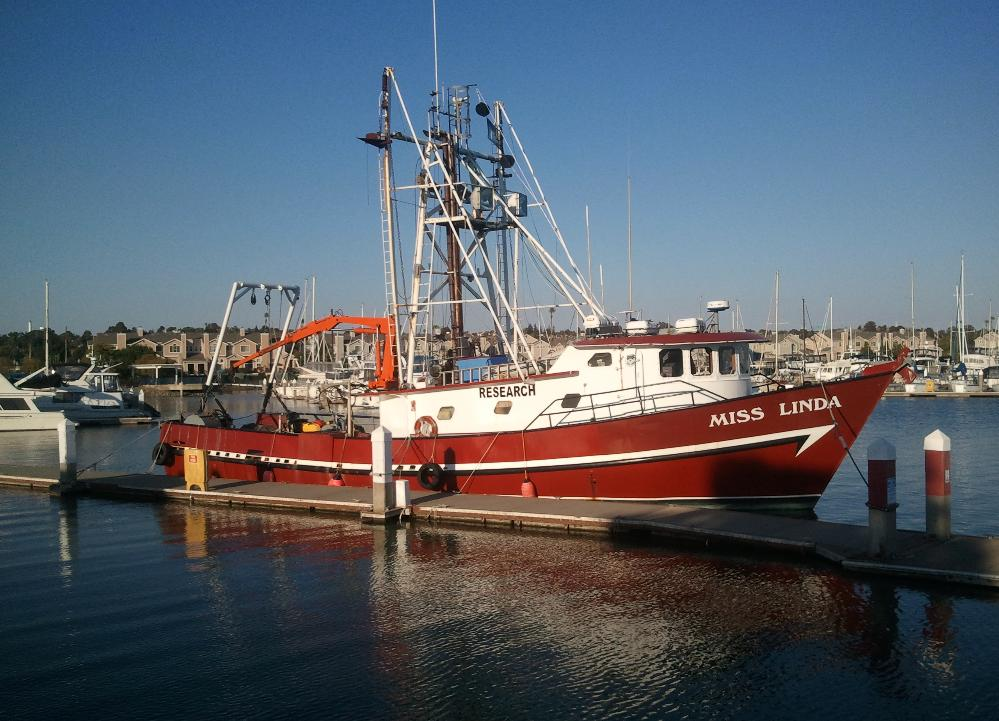 Research vessel for sale research boat for sale 200 ton for Coos bay fishing charters